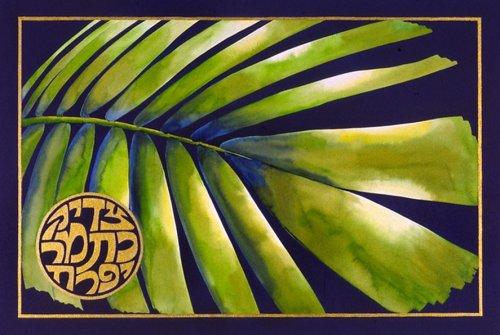 The Righteous Shall Flourish like a Palm...