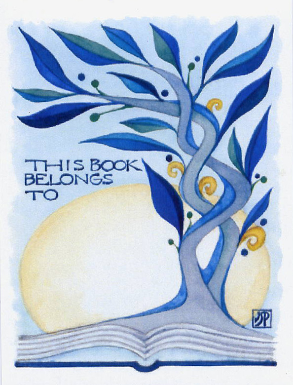 Tree of Life Bookplates